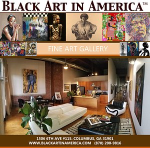 This is a picture from the BAIA Fine Art Gallery