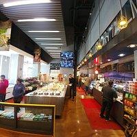 Sunac Natural Food Market in New York (16/Oct/18).