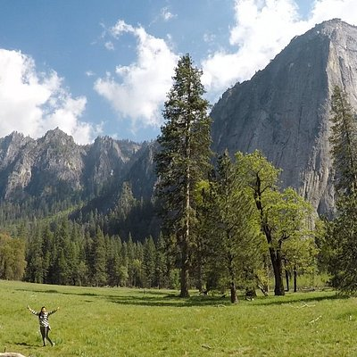 See the best parts of Yosemite