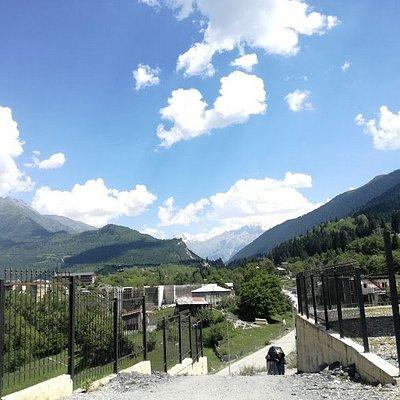 Mestia, Svaneti...