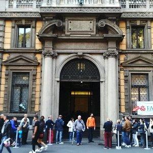 Palazzo EDISON -Milano -