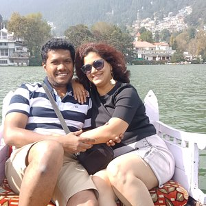 Well spend time at nini lake, thanks to the boat man to capture such a beautiful pics