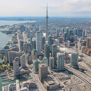 Want To See Toronto Without All The Chaos? ... Come See It From The Air