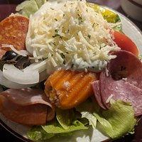 Antipasto Side Salad
