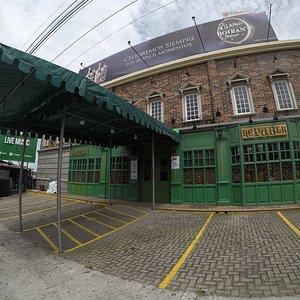 The Best Pub in El Salvador