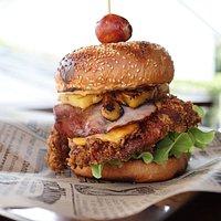 Chicken Works @ Burger Me