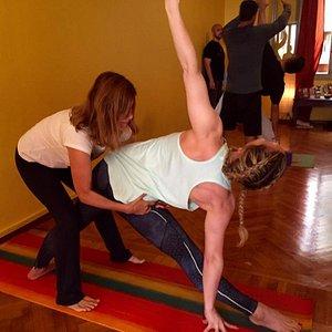 NYSY Studios   Yoga & Pilates Academy