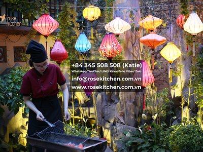 Rose Kitchen Hanoi, Best Cooking Class in Hanoi, Vietnamese Cuisines, Hanoi Cooking Class