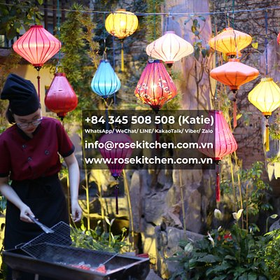 Rose Kitchen Hanoi, Best Cooking Class in Hanoi, Vietnamese Cuisines, Hanoi Cooking Class