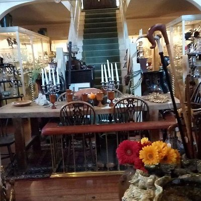An Aladdin's Cave of Antiques , jewellery and collectibles under one roof , well worth a visit