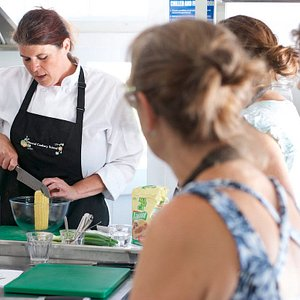 Hands on cookery courses