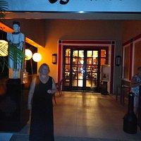 Restauracja Bamboo w hotelu RIU Tequila