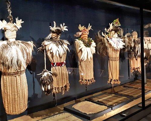 Trajes indígenas