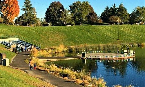 Sarg Hubbard Park, Yakima, Washington (2018)