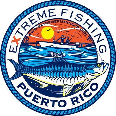 Extreme Fishing Puerto Rico logo
