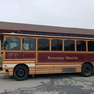 Trolley tour!