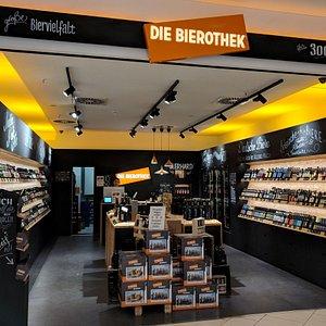 Die Bierothek Skyline Mall Frankfurt