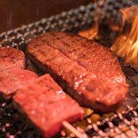 松阪牛 串とステーキ