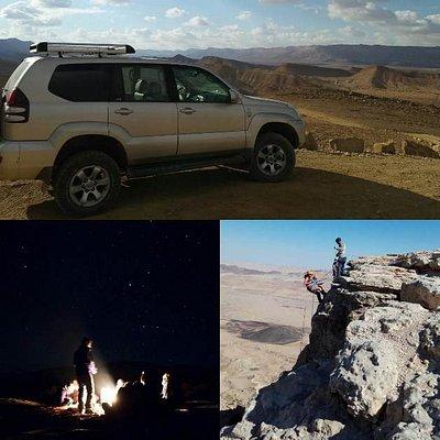 Desert Prime activities