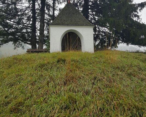 Kapellche am Kalvarienberg Bad Hindelang