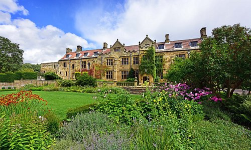 Mount Grace Priory House and Gardens