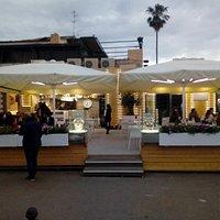 esterno nuovo ristorante Andrew's Faro San Giovanni Li Cuti