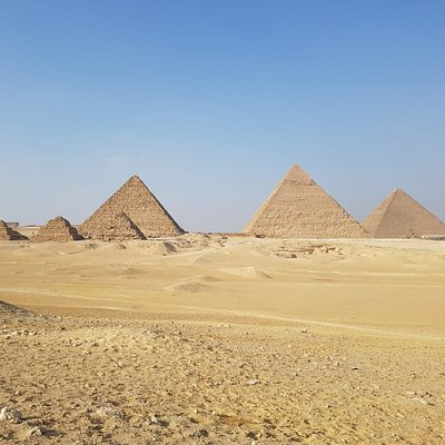 Pyramids...a great history...and a mystery...