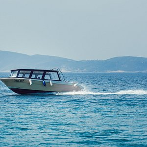 Our boat enzo 35