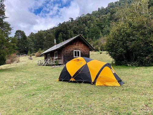 Ruta de Los Jesuitas, 3 días de trekking con termas naturales, acampando en distintos lugares.