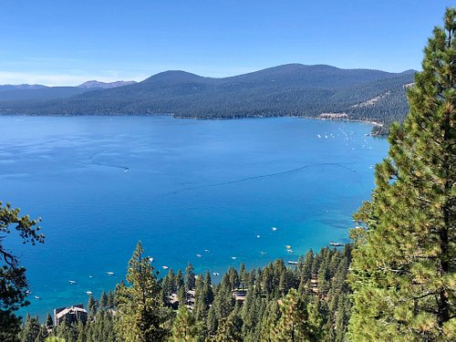 Stateline Fire Lookout hike views