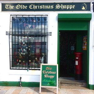 The shop front to wonderland