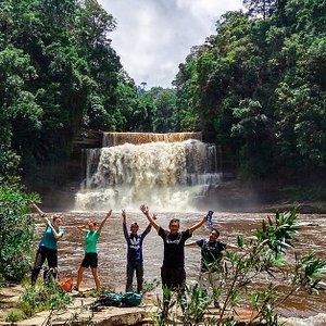 Maliau Falls, Maliau Basin (Sabah's Lost World)
