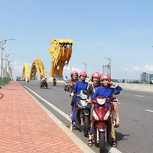 Aodai Ridertour-Sightseeing Tour