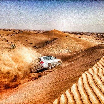 Desert Safari Tour in Ras al Khaimah