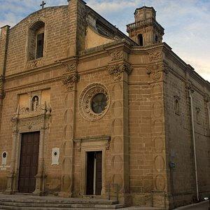 Facciata della chiesa di San Nicola