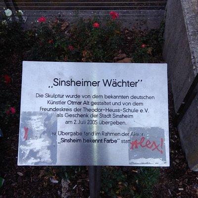 Erklärung Sinsheimer Wächter