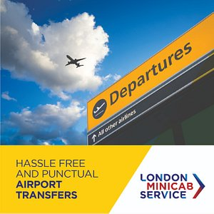 Book us now for your airport transfer