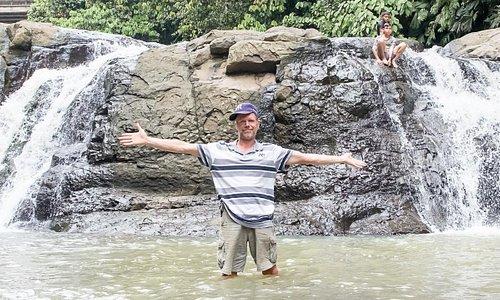 Bribri waterfalls