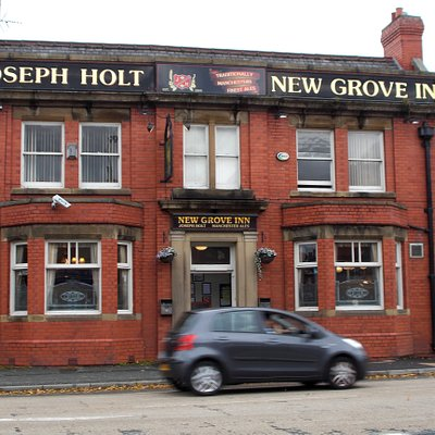 The New Grove Inn, Whitefield