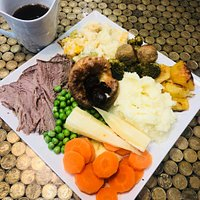 Traditional Sunday Roast! In one word ... AMAZING!!