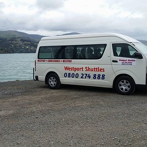 Shuttle in Christchurch