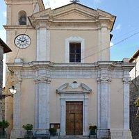 Chiesa in piazza Santa Maria Assunta, 1, 67061 Poggio Cinolfo AQ