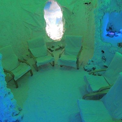 Gruta de Sal - Salt Grotto - Relaxation and Health