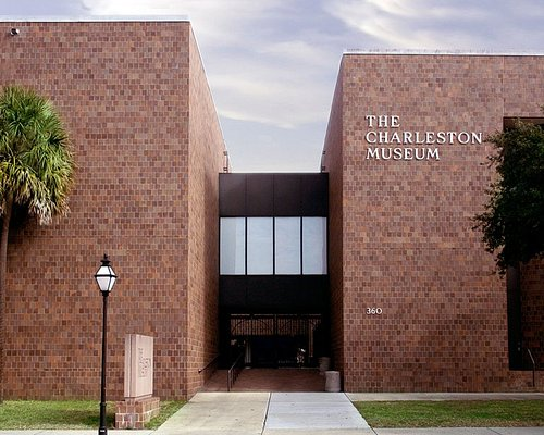 Established in 1773, The Charleston Museum is America's First Museum.