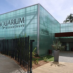 Entrée de l'Aquarium