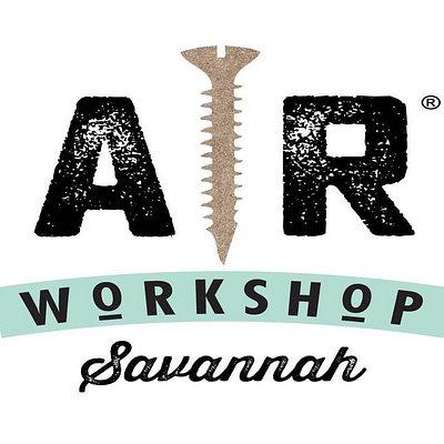 AR Workshop Savannah located at 539 E. President St.  Retail & DIY workshop. Free parking availa