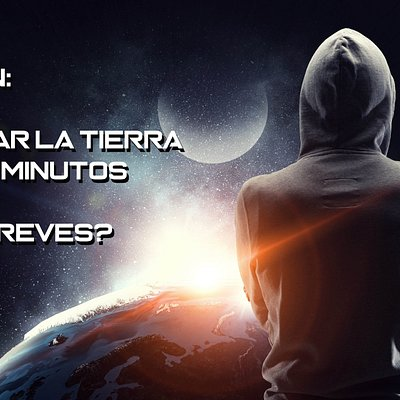 Tienes 60 minutos para salvar la tierra en este Escape Room ¿Te atreves?