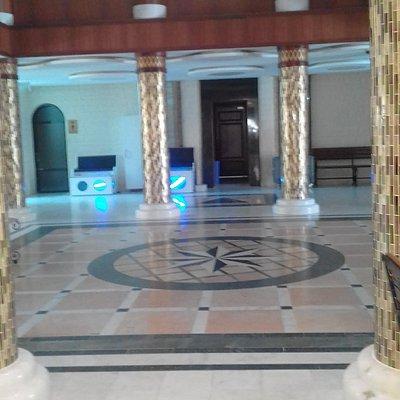 Холл хамама