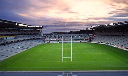Eden Park, New Zealand's National Stadium