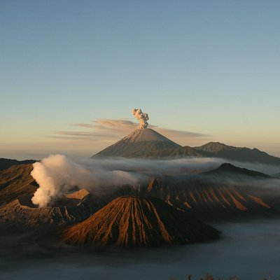 Bromo Volcano, East Java is one of the most Beautifull Volcano in Indonesia. Photo from Penanjak